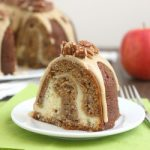 Apple-Cream Cheese Bundt Cake {Guest Post}